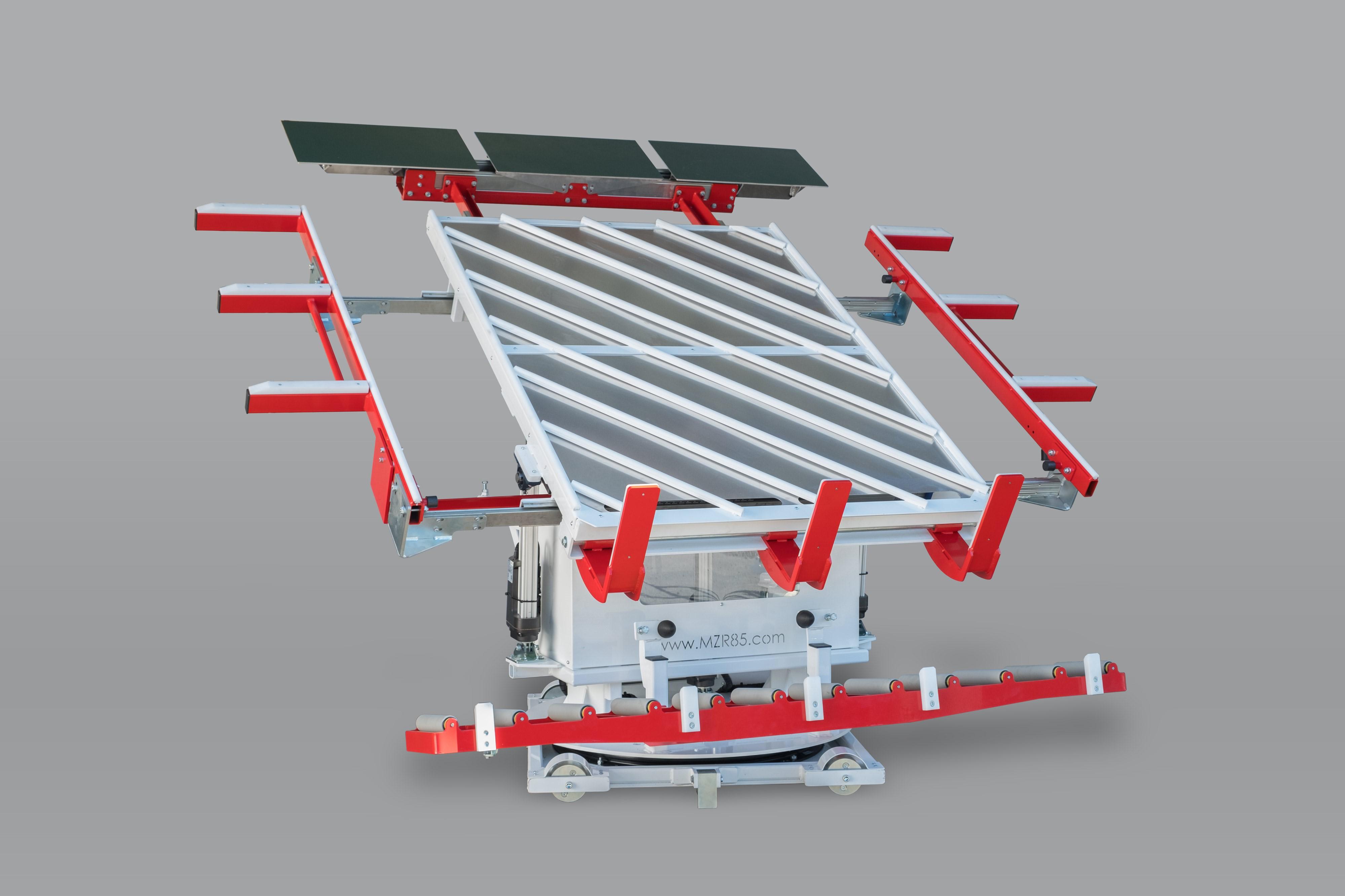 TBMBR - Table basculante monte et baisse rotative