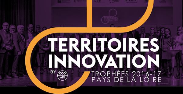 Le 29 juin 2017 : finale des Trophées Territoires Innovation 2016-17