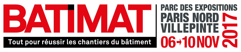 BATIMAT du 06 au 10 Novembre 2017 au Parc des expositions Paris Nord Villepinte