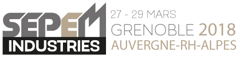 SEPEM Industries Grenoble 2018