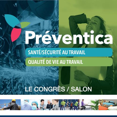 Salon Préventica de Bordeaux du 02 au 04 octobre 2018